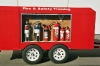 F&ST Fire Extinguisher trailer